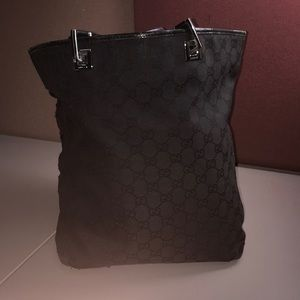 Gucci Vintage Shopping  Tote